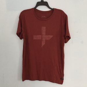 Tavik Mens T- Shirt - Maroon